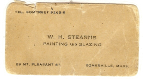 Stearns Painting has been a family business for five generations.